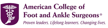 Logo American College of Foot and Ankle Surgeons Image