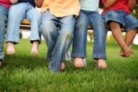Sever's Disease May Cause Heel Pain in Children